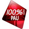 Ecouter 100% Radio - Pau en ligne