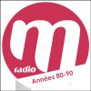 Ecouter M Radio - Années 80/90 en ligne