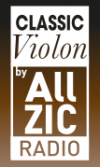 Ecouter Allzic Radio Classic Violon en ligne