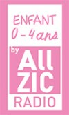 Ecouter Allzic Radio Enfants 0/4 ans en ligne