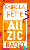 Ecouter Allzic Radio Faire la fête en ligne