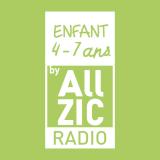 Ecouter Allzic Radio Enfants 4/7 ans en ligne