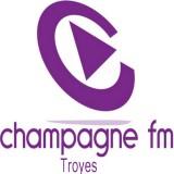 Ecouter Champagne FM - Troyes en ligne