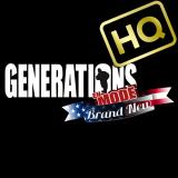 Ecouter Generations - En Mode Brand New en ligne