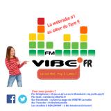 Ecouter VIBEFM la webradio en ligne