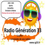 Ecouter Radio Génération 33 en ligne