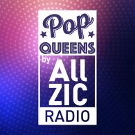Ecouter Allzic Radio Pop Queens en ligne