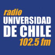 Ecouter Radio Universidad de Chile 102.5 FM en ligne