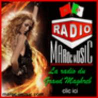 Ecouter MarocMusic en ligne