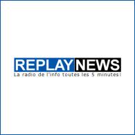 Ecouter Replay News en ligne