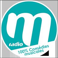 Ecouter M Radio - 100% Comédies Musicales en ligne