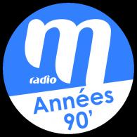 Ecouter M Radio - Années 90 en ligne