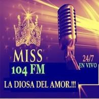 Ecouter Miss 104 FM en ligne