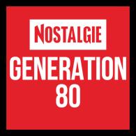 Ecouter Nostalgie génération 80 en ligne