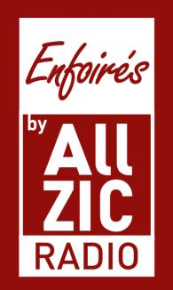 Ecouter Allzic Radio Enfoirés en ligne