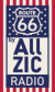 Allzic Radio Road 66