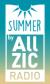 Allzic Radio Thema Summer