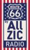 Ecouter Allzic Radio Road 66 en ligne