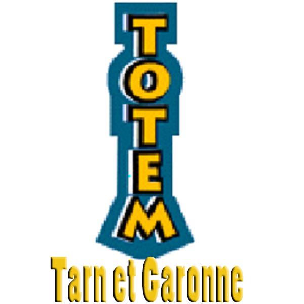 Totem Tarn et Garonne